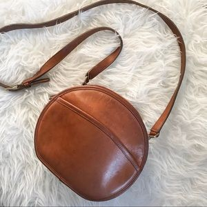 Authentic Vintage Coach Tan Chester Canteen Bag